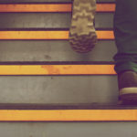 Six ways to conquer a terrifying first step