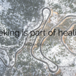 The Seeking Is Part of the Healing
