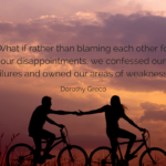 What Our Disappointment Wants to Teach Us